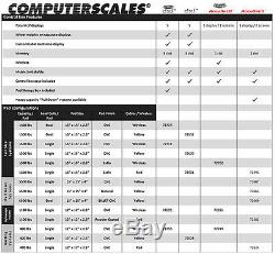 Longacre Accuset II Digital Computer Race Car Scale Basic System Chassis Dirt