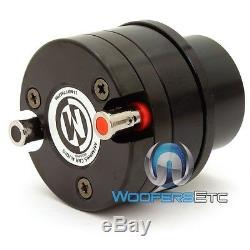 Memphis 15-mjpt 2.28 Car Audio 200w Max Aluminum Frame Bullet Horn Tweeters New