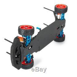 Metal & Carbon RC 1/10 Drift Racing Car Frame Body Kit For SAKUR XIS Sport Drive