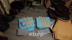 Morris Minor Car And Van Chairs Upholstery Kit