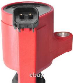 Motorcraft Platinum Engine Spark Plug & High Performance Ignition Coil For Ford