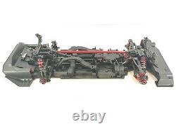 NEW Arrma 1/7 Felony 6S BLX Street Bash Muscle Car Roller Slider Chassis