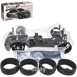 NEW HoBao Racing HB-GTSE 1/8 Roller Chassis Hyper GTB On-Road Car withClear Body