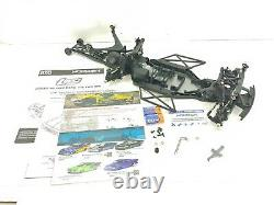 NEW LOSI 22S 1/10'69 Camaro No Prep Drag Car Roller Slider Chassis New Release