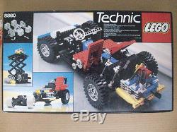 NEW Lego Technic Expert Builder 8860 Car Chassis Sealed HTF