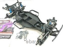 NEW Team Associated DR10 1/10 Scale 2wd No Prep Drag Car Roller Slider Chassis