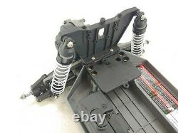 NEW Traxxas Bandit XL-5 1/10 2wd Buggy Drag Car Roller Slider Chassis Metal Gear