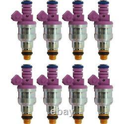 New Fuel Injectors Gas Set of 8 E350 Van F150 Truck F250 F350 E150 E250 E450