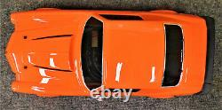 New Vaterra 1972 Camero Body on Used Vaterra 4WD Rolling Chassis For RC Car