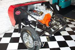Nickey Vintage style Straight Axle Nova Gasser Funny Car sub frame subframe