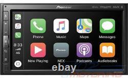 Pioneer Dmh-c2550nex Apple Car Play Android Audo Weblink Amazon Alexa Apps