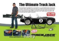 QuickJack BL-5000SLX 5000 lbs Portable Car Lift BOX 1 OF 3 LEFT FRAME ONLY