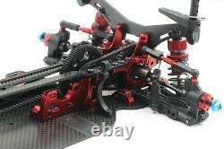 RC 110 Spec-R R1 1/10 Electric Touring Car Chassis Frame Kit (DIY)