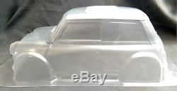 RC 1 10 Car Unpainted MINI Body Shell fits Tamiya M03 Chassis 210mm Wheelbase