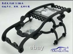 Rc car Frame OP parts Hpi Savage Flux hp 1/8 RC Cars Roll cage HPI Racing black