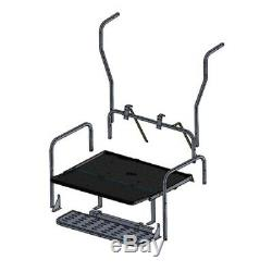 Rear Seat Frame Club Car Ds 1982-Up NO Cushions Frame Only Free Shipping