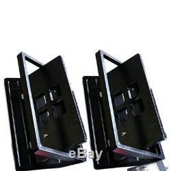 Remote Control Retractable License Plate Flipper Car Bracket Frame Flipper USA