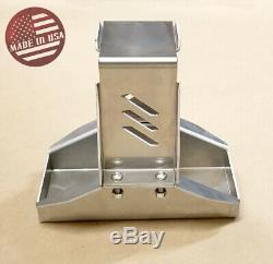 SR Battery Hold Down Tray Upright Box Mount for PC680 Odyssey Mounting Bracket