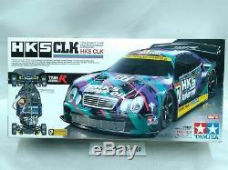 TAMIYA 1/10 RC HKS CLK 4WD Racing Car TA04-R Chassis Model Kit 58291 from Japan