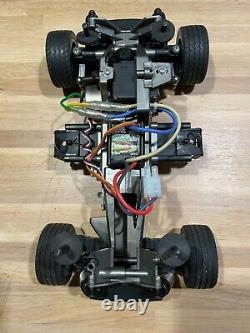 TAMIYA 1/10 RC R/C M-03 Chassis Car With Golf GTI Body Excellent Condition