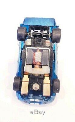 TOMY SRT Cobra #13 AFX HO Slot Car chassis SRT SG+ Tyco Mega G Viper