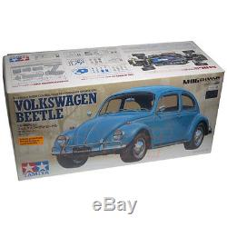 Tamiya 110 M06 Volkswagen Beetle withESC M-Chassis EP RC Car On Road #58572