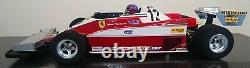 Tamiya 1/10 Ferrari 312 T3 (F104W chassis) RC car NEWLY BUILT, NEVER RUN