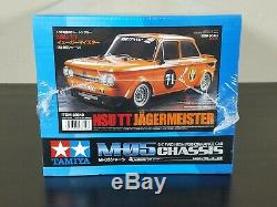 Tamiya 1/10 M-05 NSU TT Jagermeister RC Cars Kit EP withESC M-Chassis # 58649