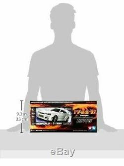 Tamiya 1/10 RC Car 605 NISMO R34 GT-R Z-Tune TT-02D Chassis Drift Spec Model Kit