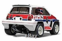 Tamiya 1/10 RC Car Series No. 611 Honda City Turbo WR-02C Chassis Kit 58611