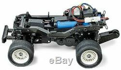Tamiya 1/10 RC Car Series No. 611 Honda City Turbo WR-02C Chassis Kit 58611 Japan