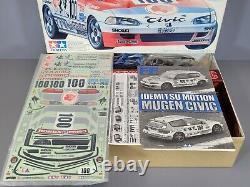 Tamiya 1/10 RC Idemitsu Motion Mugen Honda Civic FF FWD Chassis Racing Car 58121