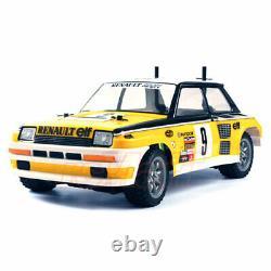 Tamiya 1/12 M05RA Renault 5 Turbo Rally M-Chassis EP Car Kit withESC Motor #47435