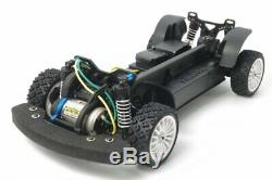 Tamiya 47349 1/10 RC 4WD Rally/On Road Car XV-01 Long Damper Spec Chassis Kit
