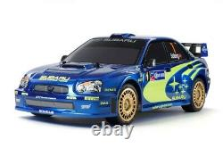 Tamiya 47372 1/10 Subaru Impreza Mexico 2004 TT-01 Type E Chassis Racing Car Kit
