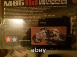 Tamiya 47435 renault 5 turbo rally r/c car nib m-05ra chassis kit new