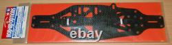 Tamiya 53386 TA03R-S/F-S Carbon Chassis Set (53387/TA03RS/TA03FS), NIP
