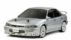Tamiya 58540 1/10 RC FWD Car Kit FF03 Chassis Honda Accord CD Aero Custom