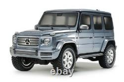 Tamiya 58675 1/10 RC 4WD Car CC02 Chassis Mercedes Benz G-500 Kit withESC+LEDs