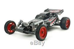Tamiya 84435 DT03 Chassis Black Edition RC Kit (CAR WITHOUT ESC)