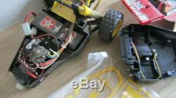 Tamiya Falcon rc car spares or repair new chassis TODAY SALE