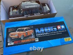 Tamiya Nsu Tt M05 1-10 Rc Car M Chassis Mtc