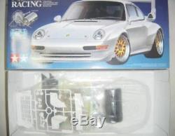 Tamiya Porsche 911gt2 Rc Ta02sw Car Racing Model Kit Chassis