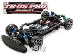 Tamiya Pro 1/10 Scale RC Car Chassis Kit UK stock (TB05, 58658, TRF, Racing)