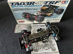 Tamiya TA03R-S-TRF Vintage RC Rare Chassis Kit 58243