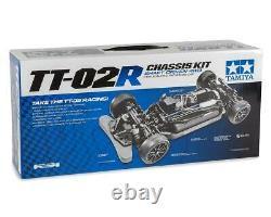 Tamiya TT-02R 4WD Touring Car Chassis Kit TAM47326
