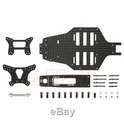 Tamiya Top Force Carbon Chassis Conversion Kit 4WD 110 RC Cars Buggy #47426