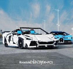 Technic Lamborghini 76899 Roadster 42083 Rc 75104 Race Car 42065 Formula E