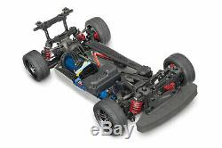 Traxxas 4-Tec 2.0 VXL 70+mph 1/10 Scale 4WD Brushless RC On-Road Car Chassis