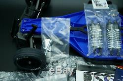 Traxxas Bandit 2wd Drag Car Rolling Chassis With Drag Tyres OZRC JL